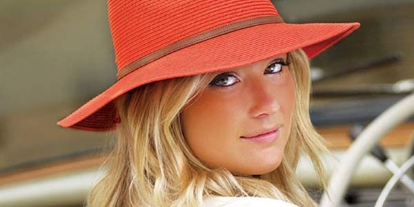 Wallaroo hat orange