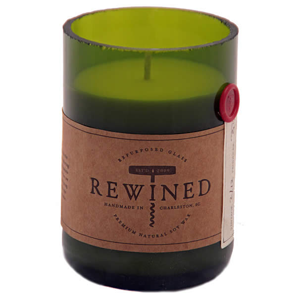 Rewind Wine Candles