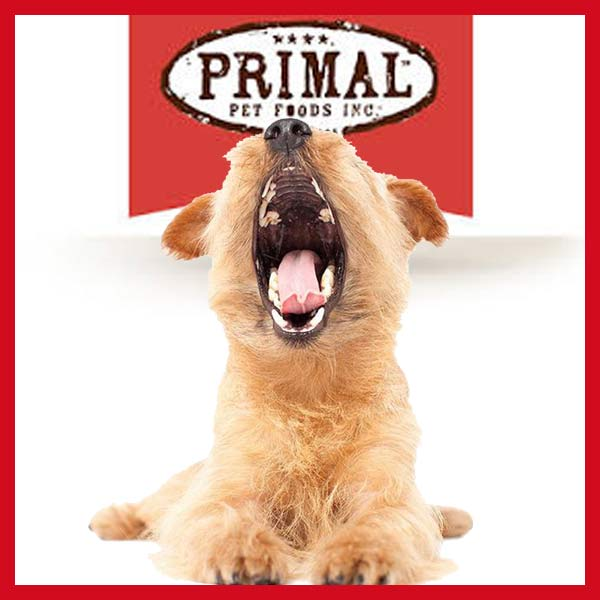 Primal Frozen Dog Food
